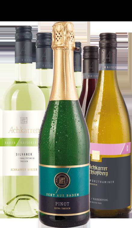 Probierpaket Sommerweinprobe