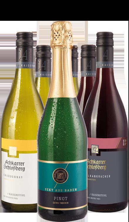 Probierpaket Frühlingsweinprobe - Ausgebucht