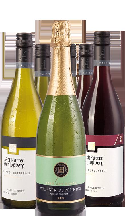Burgunder-Weinpaket